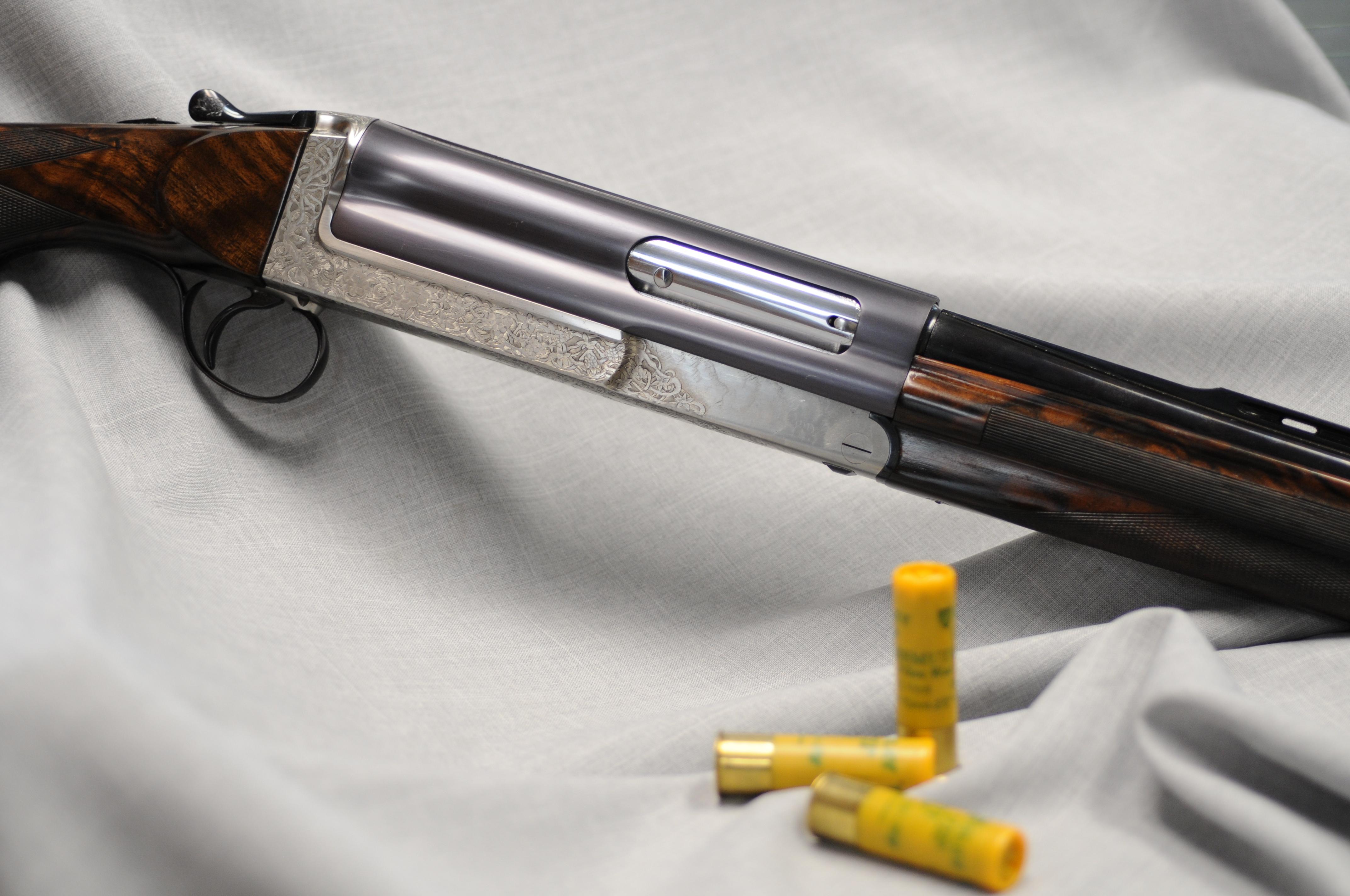 gun test cosmi 20 gauge shotgun sports magazine